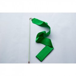 Gymnastikband 4m - grün
