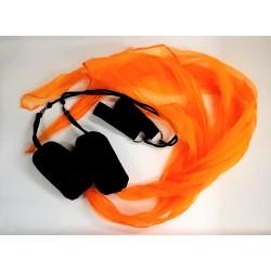 Orange Poi für Kinder (Kurz) - UV