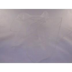 5 x Jongliertücher Zaubertücher Tanztücher Gymnastiktücher Dekotücher weiß