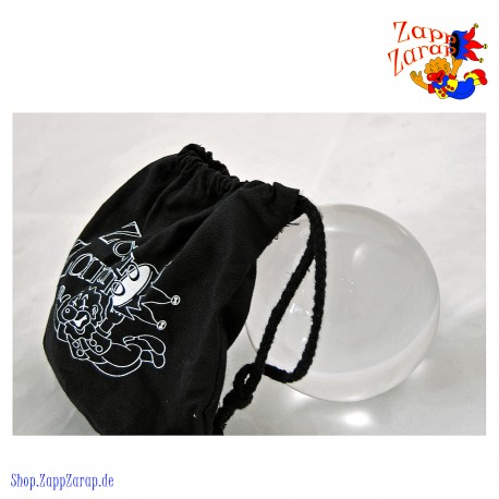 Acrylkugel für Kontaktjonglage mit Tasche