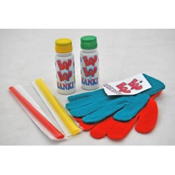 HOP HOP Seifenblasen Handschuhe Set