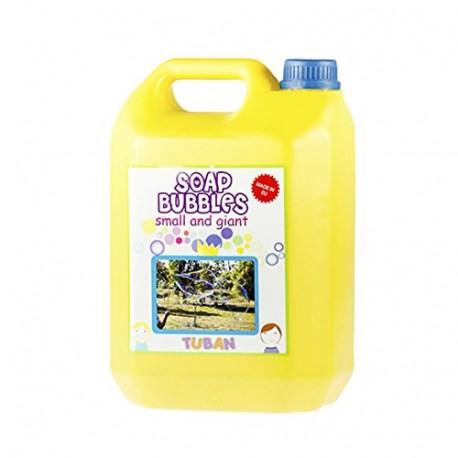 5L Seifenblasenflüssigkeit (Soap Bubble Fluid) für Riesenseifenblasen und normale Seifenblasen
