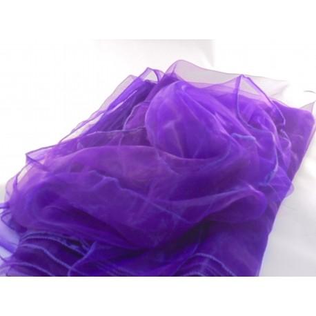 5 lila Jongliertücher Zaubertücher Tanztücher Gymnastiktücher Dekotücher