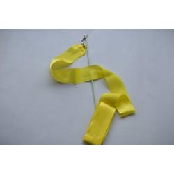 5x Gymnastikband Gelb