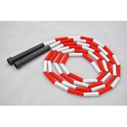 Springseil mit Kunststoff Segmenten